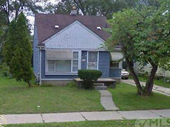15476 Strathmoor St, Detroit, MI 48227