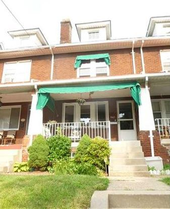 842 Heberton St, Pittsburgh, PA 15206