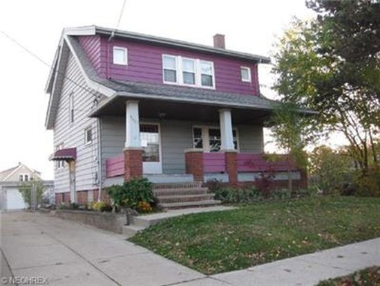 5203 Gifford Ave, Cleveland, OH 44144