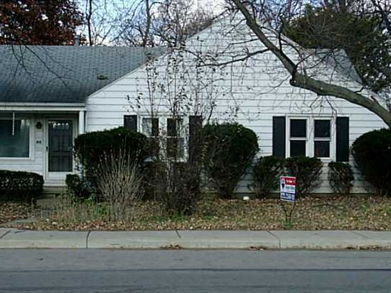 418 W Main St, Chesterfield, IN 46017