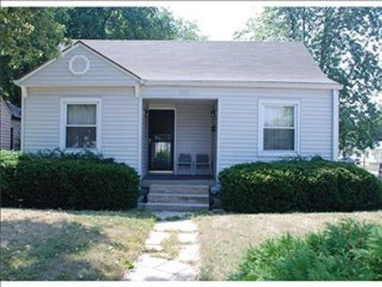 1703 E 34th St, Indianapolis, IN 46218