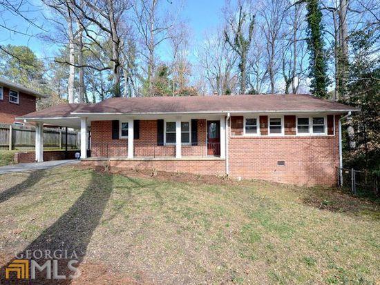 2571 Warwick Cir NE, Atlanta, GA 30345