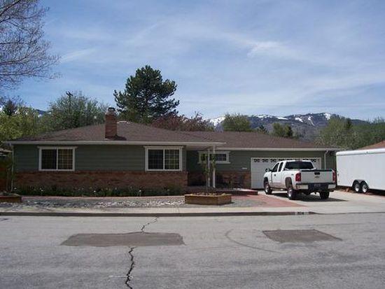 804 W Sunset Way, Carson City, NV 89703