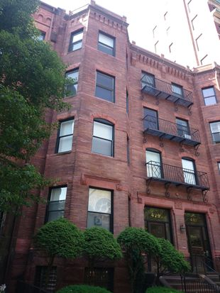 479 Beacon St APT 12, Boston, MA 02115