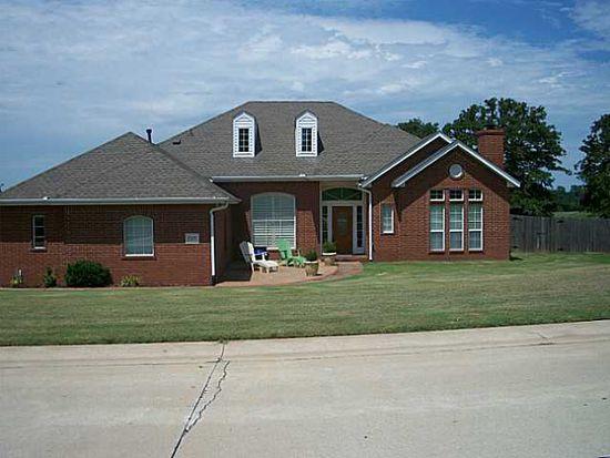13135 Fairway Dr, Choctaw, OK 73020
