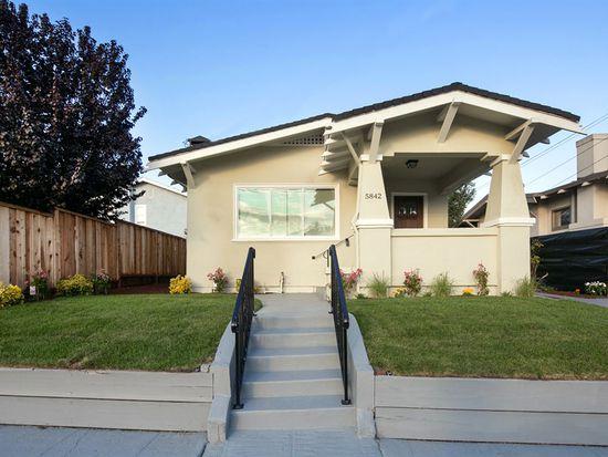 5842 Shattuck Ave, Oakland, CA 94609