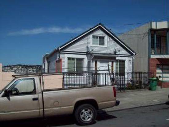 1158 Jamestown Ave, San Francisco, CA 94124