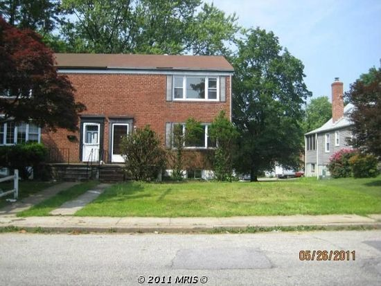 3813 White Ave, Baltimore, MD 21206