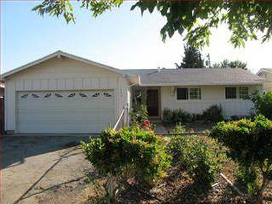 1395 Mauna Kea Ln, San Jose, CA 95132