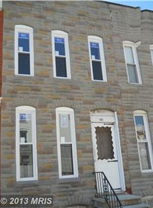 1141 W Cross St, Baltimore, MD 21230