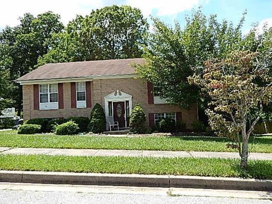 4 Stout Run Ct, Baltimore, MD 21228