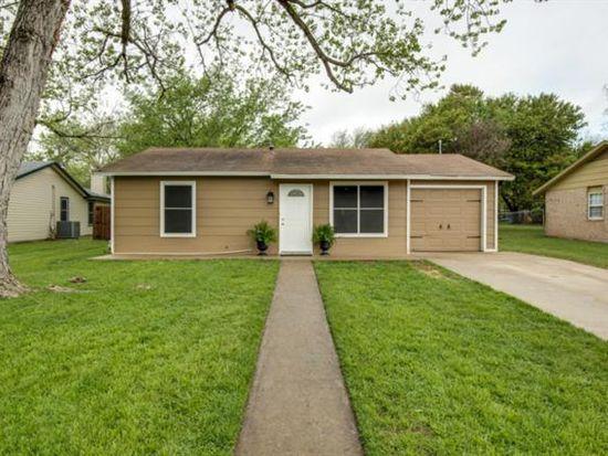 1805 Shawnee St, Denton, TX 76209