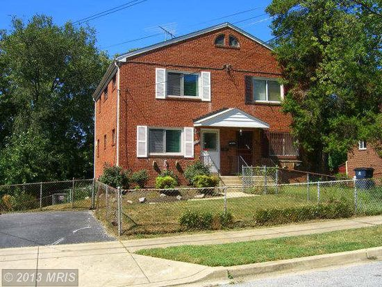 4017 Murdock St, Temple Hills, MD 20748