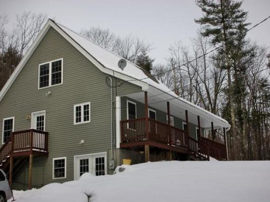 153 New Westminster Rd, Hubbardston, MA 01452