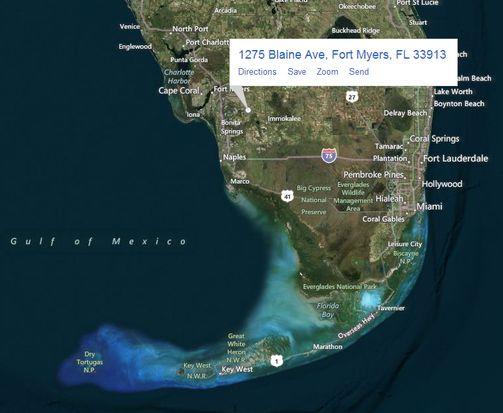1275 Blaine Ave, Fort Myers, FL 33913