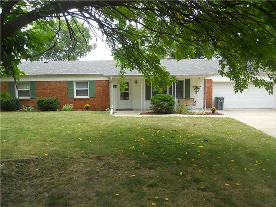 5701 Daphne Dr, Indianapolis, IN 46278