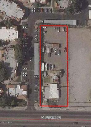 1542 W Prince Rd, Tucson, AZ 85705
