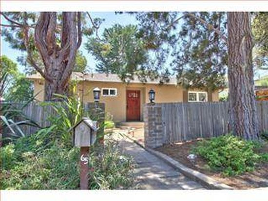 65 Via Descanso, Monterey, CA 93940