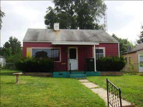 1648 W Calvert St, South Bend, IN 46613