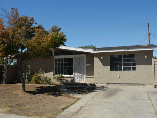1653 Christopher St, San Jose, CA 95122