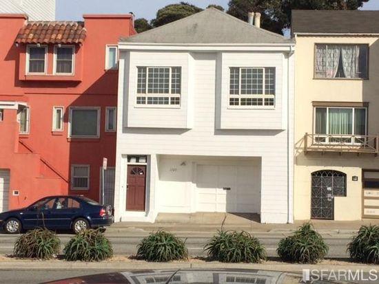 1722 19th Ave, San Francisco, CA 94122
