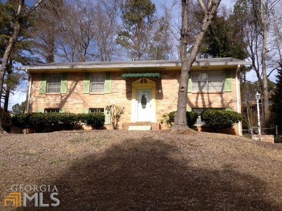 4667 Edwina Ln SW, Atlanta, GA 30331