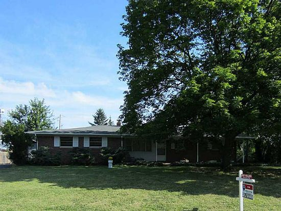 7626 Kimberly Dr, Indianapolis, IN 46256