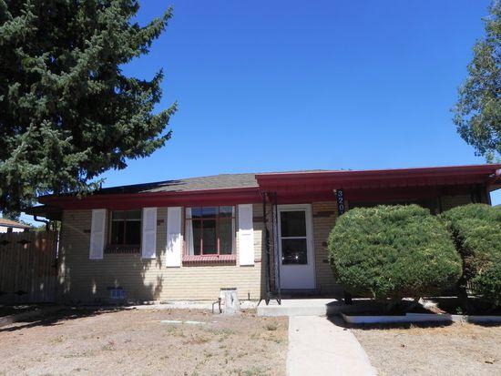 3201 W Bails Pl, Denver, CO 80219