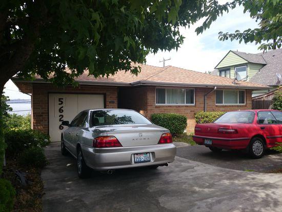 5626 SW Winthrop St, Seattle, WA 98116