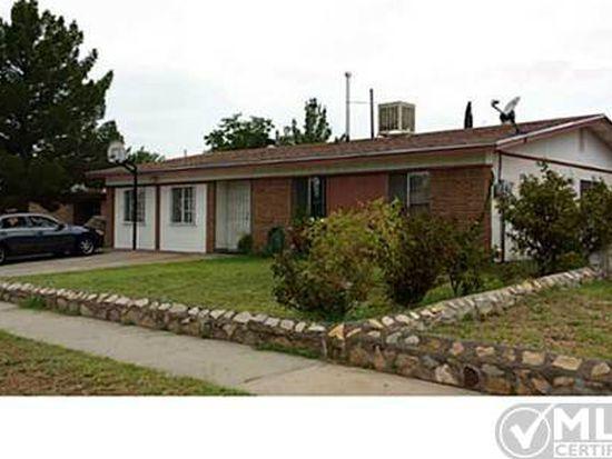 10929 Bywood Dr, El Paso, TX 79936
