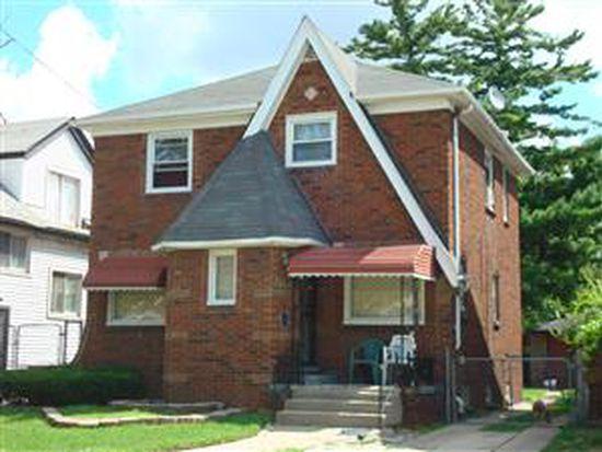 8868 Manor St, Detroit, MI 48204