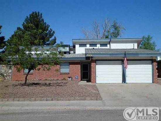 5797 Ridge Dr, Santa Teresa, NM 88008