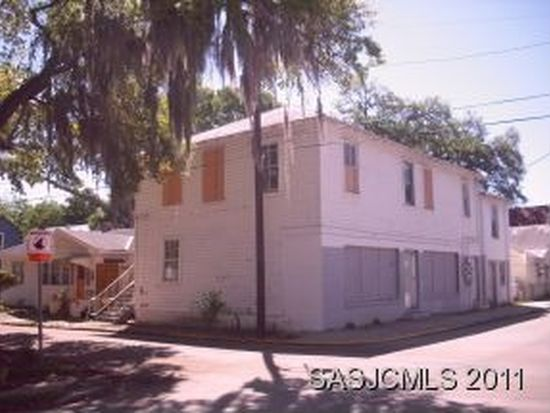 117 Martin Luther King Ave, St Augustine, FL 32084