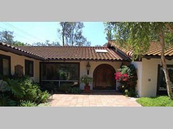 15824 Puerta Del Sol, Rancho Santa Fe, CA 92067