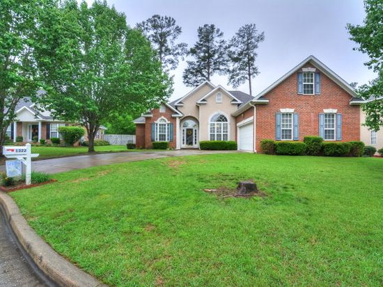 1322 Shadow Oak Dr, Evans, GA 30809