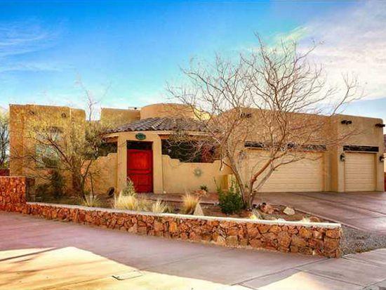 521 Via De Los Arboles, El Paso, TX 79932
