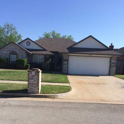1124 SW 131st St, Oklahoma City, OK 73170