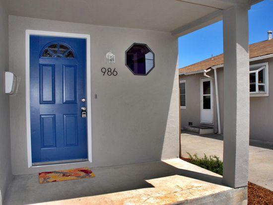 986 Spencer Ave, San Jose, CA 95125