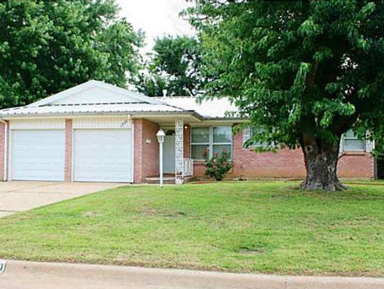 7920 S Mckinley Ave, Oklahoma City, OK 73139