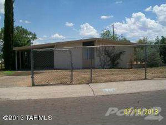 621 W 5th Ave, San Manuel, AZ 85631