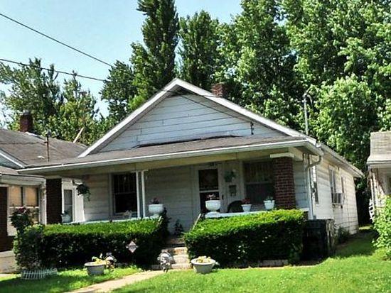 1132 Lillian Ave, Louisville, KY 40208