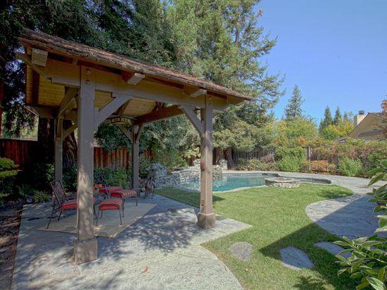1630 Cordilleras Rd, Emerald Hills, CA 94062