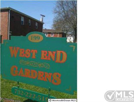 199 W End Ave APT 5, Long Branch, NJ 07740