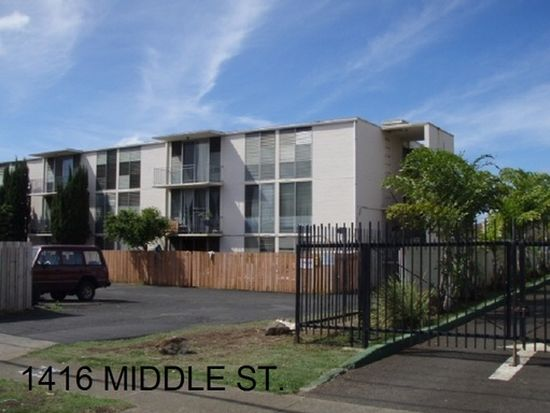 1416 Middle St APT 203, Honolulu, HI 96819