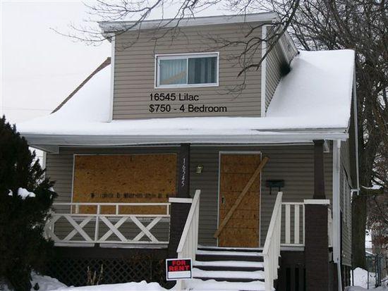 16545 Lilac St, Detroit, MI 48221