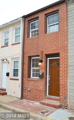 1612 Portugal St, Baltimore, MD 21231