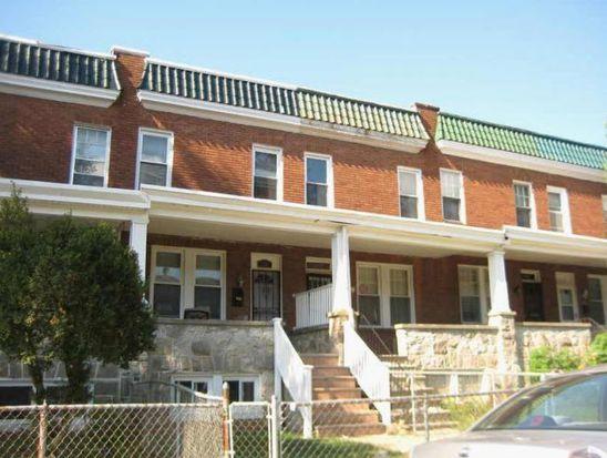 5330 Cordelia Ave, Baltimore, MD 21215