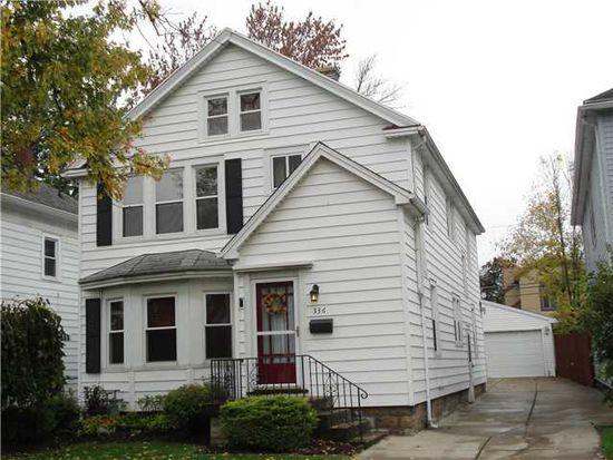 336 Stillwell Ave, Kenmore, NY 14217