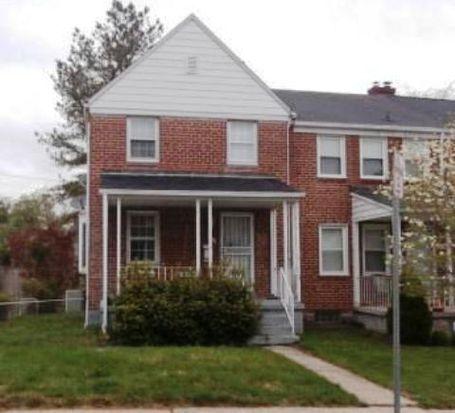 637 Braeside Rd, Baltimore, MD 21229