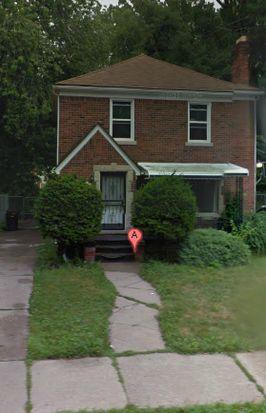 12936 Woodmont Ave, Detroit, MI 48227